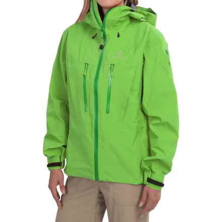 Arc'teryx Alpha SV Gore-Tex® Jacket - Waterproof (For Women) in Midori Green - Closeouts