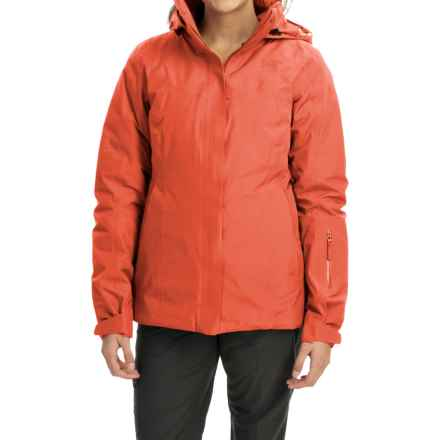 Arc'teryx Andessa Down Gore-Tex® Jacket - 850 Fill Power, Waterproof (For Women) in Fiesta - Closeouts