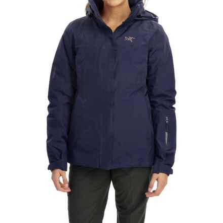 Arc'teryx Andessa Down Gore-Tex® Jacket - 850 Fill Power, Waterproof (For Women) in Marianas - Closeouts