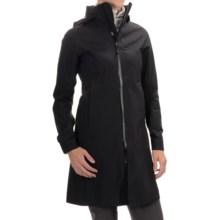 Arc'teryx Aphilia Gore-Tex® Coat - Waterproof, Windproof (For Women) in Black - Closeouts