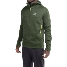 Arc'teryx Arenite Hooded Jacket - Full Zip (For Men) in Anaconda - Closeouts