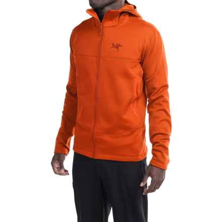 Arc'teryx Arenite Hooded Jacket - Full Zip (For Men) in Phoenix - Closeouts