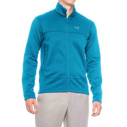 Arc'teryx Arenite Jacket - Full Zip (For Men) in Adriatic Blue - Closeouts
