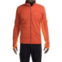 Arc'teryx Argus Polartec® Alpha® Jacket - Insulated (For Men) in Tobiko - Closeouts