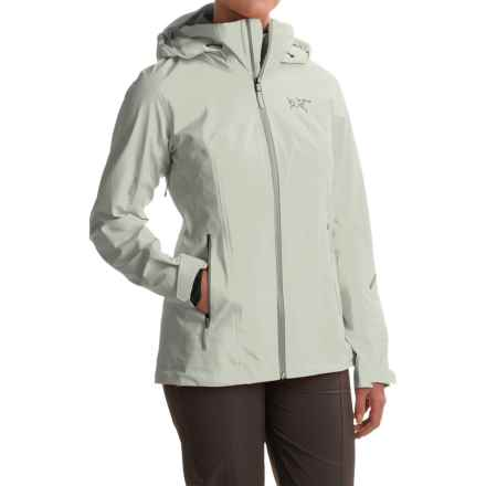 Arc'teryx Astryl 3L Gore-Tex® Ski Jacket - Waterproof (For Women) in Chamisa - Closeouts