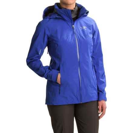 Arc'teryx Astryl 3L Gore-Tex® Ski Jacket - Waterproof (For Women) in Somerset Blue - Closeouts