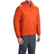 Arc'teryx Atom AR Jacket - Insulated (For Men) in Stellar Orange - Closeouts