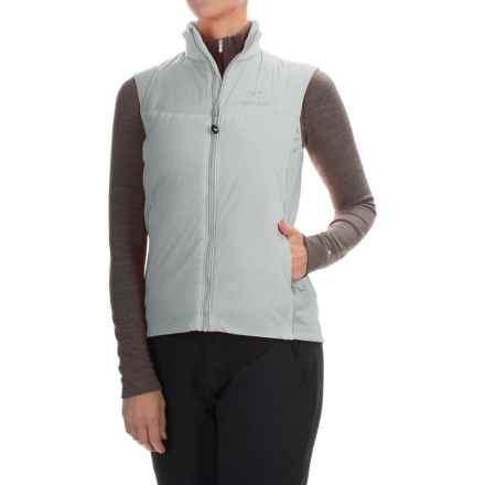 Arc'teryx Atom LT CoreLoft® Vest - Insulated (For Women) in Silver Lining - Closeouts