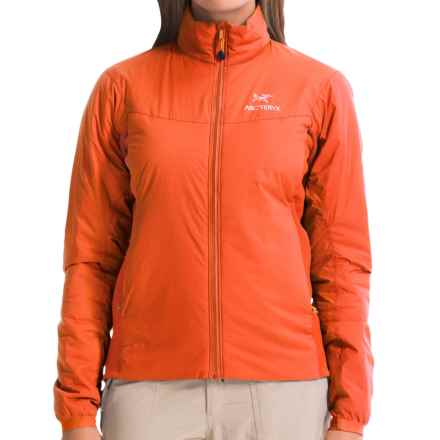 Arc'teryx Atom LT Jacket - Polartec® Power Stretch®, Insulated (For Women) in Andromedae - Closeouts