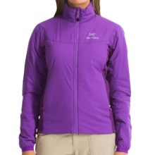 Arc'teryx Atom LT Jacket - Polartec® Power Stretch®, Insulated (For Women) in Ultra Violette - Closeouts