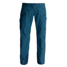 Arc'teryx Azetta Gore-Tex® Ski Pants - Waterproof (For Women) in Cyan Blue - Closeouts