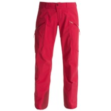 Arc'teryx Azetta Gore-Tex® Ski Pants - Waterproof (For Women) in Pink Tulip - Closeouts