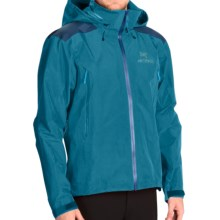 Arc'teryx Beta AR Gore-Tex® Jacket - Waterproof (For Men) in Thalo Blue - Closeouts