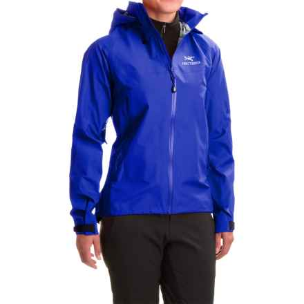 Arc'teryx Beta AR Gore-Tex® Jacket - Waterproof (For Women) in Island Blue - Closeouts