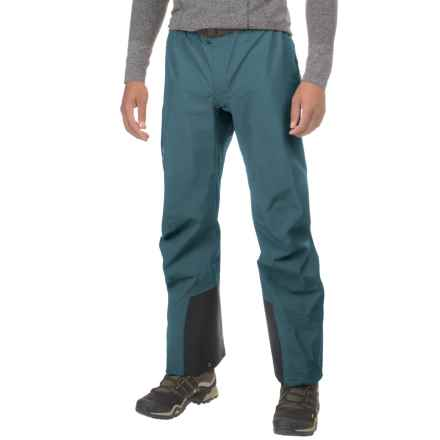 Arc'teryx Beta AR Gore-Tex® Pants - Waterproof (For Men) in Blue Smoke - Closeouts