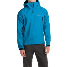 Arc'teryx Beta LT Gore-Tex® Jacket - Waterproof (For Men) in Adriatic Blue - Closeouts