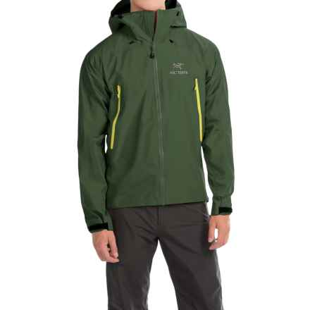 Arc'teryx Beta LT Gore-Tex® Jacket - Waterproof (For Men) in Anaconda - Closeouts