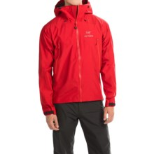 Arc'teryx Beta LT Gore-Tex® Jacket - Waterproof (For Men) in Diablo Red - Closeouts
