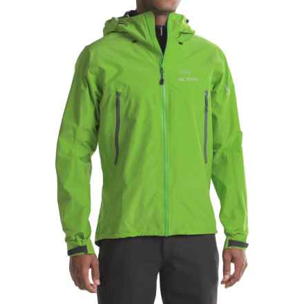 Arc'teryx Beta LT Gore-Tex® Jacket - Waterproof (For Men) in Rohdei - Closeouts