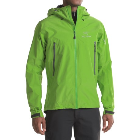 Arc'teryx Beta LT Gore-Tex® Jacket - Waterproof (For Men)