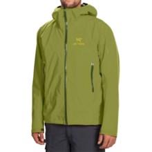 Arc'teryx Beta SL Gore-Tex® Jacket - Waterproof (For Men) in Bamboo - Closeouts