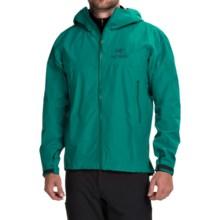 Arc'teryx Beta SL Gore-Tex® Jacket - Waterproof (For Men) in Mallard - Closeouts
