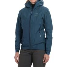Arc'teryx Beta SL Gore-Tex® PacLite® Jacket - Waterproof (For Women) in Poseidon - Closeouts