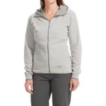 Arc'teryx Caliber Jacket - Polartec® Classic Microfleece (For Women) in Luna - Closeouts