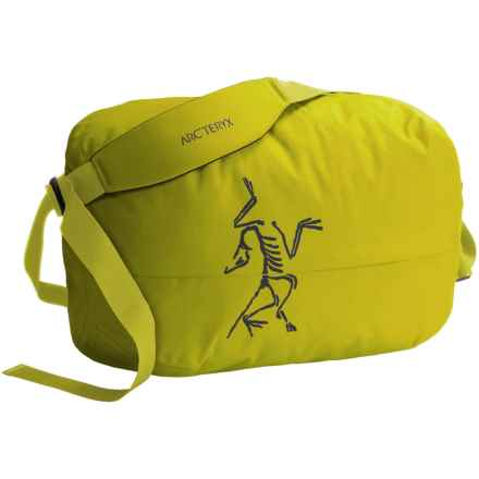 Arc'teryx Carrier Duffel Bag - 35L in Genepi Green - Closeouts