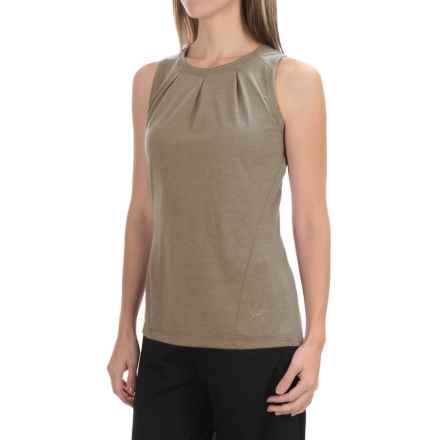 Arc'teryx Cassia Tank Top (For Women) in Chalk Stone - Closeouts