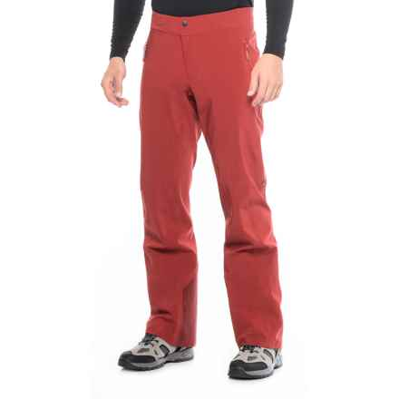 Arc'teryx Cassiar 3L Gore-Tex® Ski Pants - Waterproof (For Men) in Sangria - Closeouts