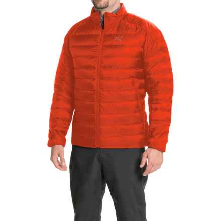 Arc'teryx Cerium LT Down Jacket - 850 Fill Power (For Men) in Magma - Closeouts