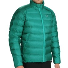 Arc'teryx Cerium SV Down Jacket - 850 Fill Power (For Men) in Atlantis Green - Closeouts