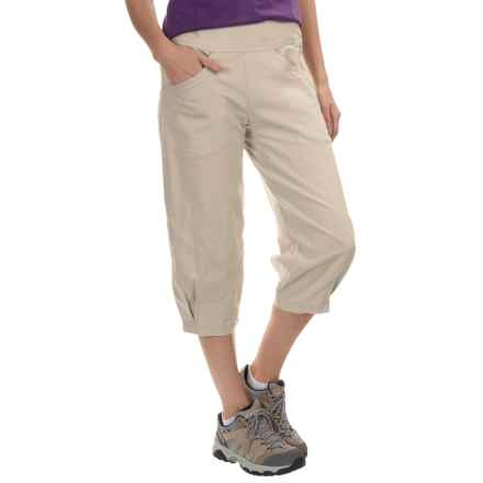 Arc'teryx C'Esta Capris (For Women) in Turbine Grey - Closeouts