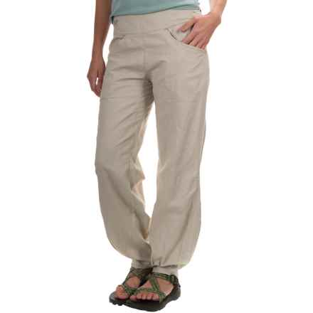 Arc'teryx C'esta Relaxed Fit Pants (For Women) in Turbine Grey - Closeouts