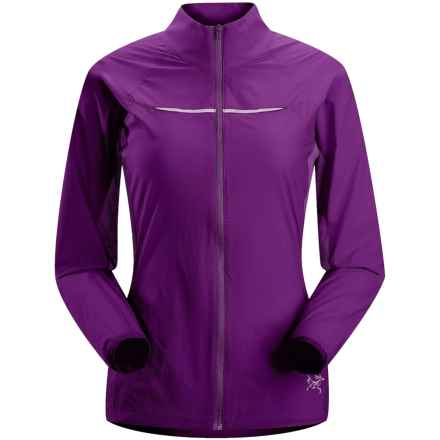 Arc'teryx Cita Jacket (For Women) in Sumire - Closeouts