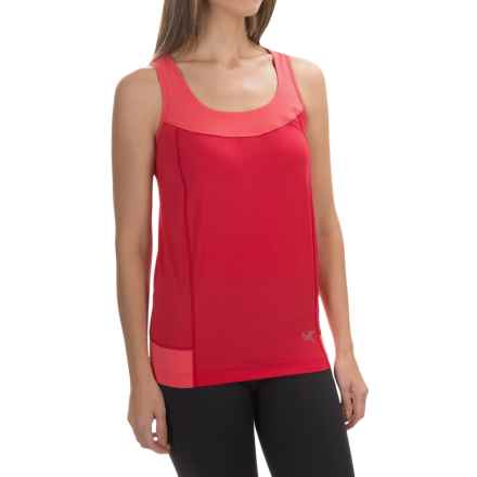 Arc'teryx Cita Tank Top - Racerback (For Women) in Pink Tulip - Closeouts