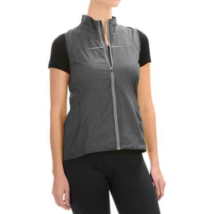 Arc'teryx Cita Vest (For Women) in Iron Anvil - Closeouts
