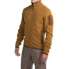Arc'teryx Covert Cardigan Jacket - Polartec® (For Men) in Harvest - Closeouts