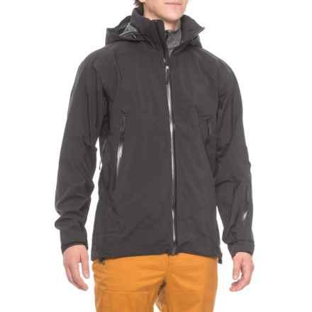 Arc'teryx Crossbow Gore-Tex® Jacket - Waterproof (For Men) in Black - Closeouts