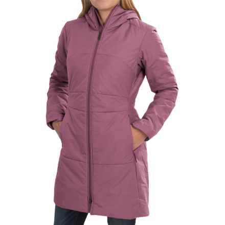 Arc'teryx Darrah Coat - Insulated (For Women) in Ametrine - Closeouts
