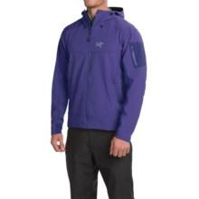 Arc'teryx Epsilon LT Fleece Hooded Jacket (For Men) in Azul - Closeouts