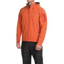 Arc'teryx Epsilon LT Fleece Hooded Jacket (For Men) in Cognac - Closeouts