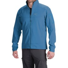 Arc'teryx Epsilon LT Jacket (For Men) in Borneo Blue - Closeouts