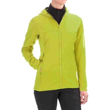 Arc'teryx Fortrez Hooded Jacket (For Women) in Euphoria - Closeouts