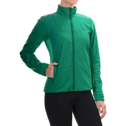 Arc'teryx Gaea Polartec® Alpha Jacket - Insulated (For Women) in Emerald Jade - Closeouts