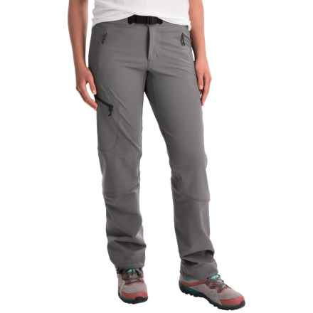 Arc'teryx Gamma AR Soft Shell Pants (For Women) in Anvil Grey - Closeouts