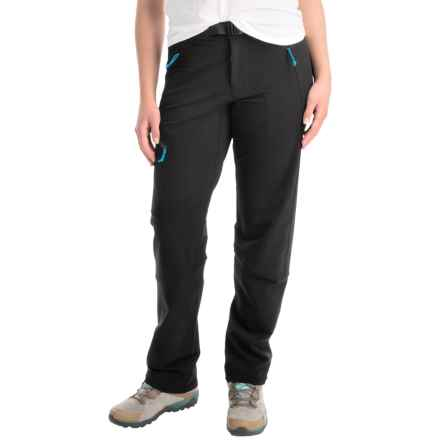 Arc'teryx Gamma AR Soft Shell Pants (For Women) in Black - Closeouts