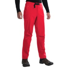 Arc'teryx Gamma LT Soft Shell Pants (For Men) in Diablo Red - Closeouts