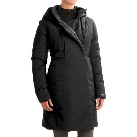 Arc'teryx Gore-Tex® Gambier Parka - Waterproof, Insulated (For Women) in Black - Closeouts